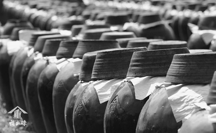 福山町が生んだ伝統の黒酢 福山酢